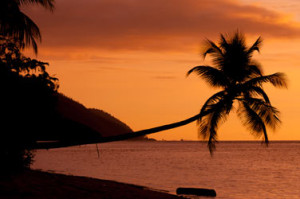 Salawati island