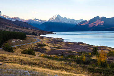 Mount Cook National Park
