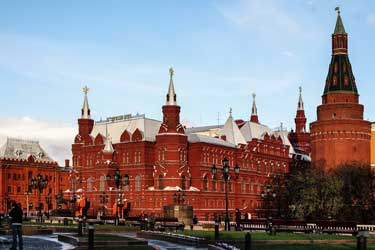 Visit Moscow The Kremlin