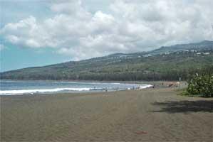 Etang Sale beach