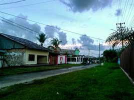 Leticia town