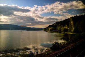 Train Trip-Canada
