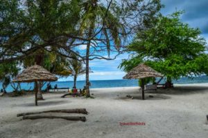 Tranquil Beaches in Tanzania