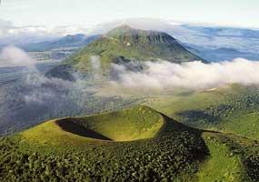 Auvergne Volcanos