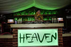 heaven night clubs