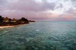 Old port Zanzibar