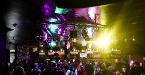 Perth nightlife party
