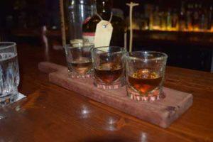 Perth nightlife rum bar
