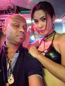 Bangkok Nightlife bar girls