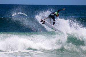 Margaret River beaches surfing