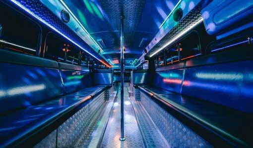 Party Bus Erotic Nightlife