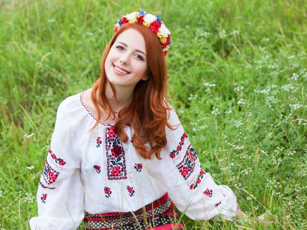 Ukrainian girls for love