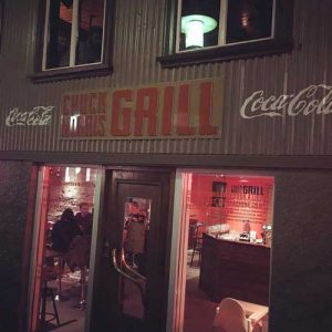 Iceland Nightlife food - drinks