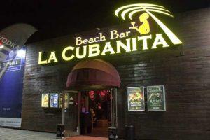 Sunny Beach La Cubanita Beach Bar