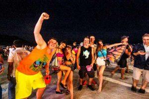 Pattaya Thailand best bech party