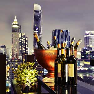 Roof Sky Bar and Restaurant