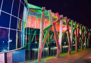 Chi night club Ukraine
