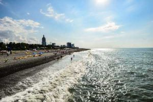 Batumi Black Sea Beaches