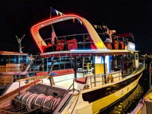 Batumi Boat party