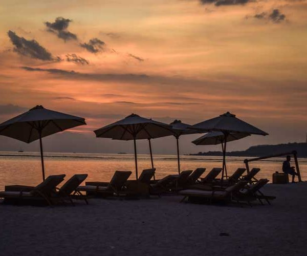Marawila Beach Sri lanka