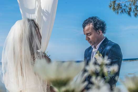 Gili air wedding