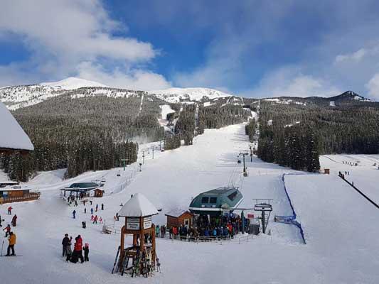 Canada Ski holiday