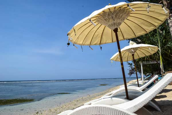 Relaxation on Gili air Island