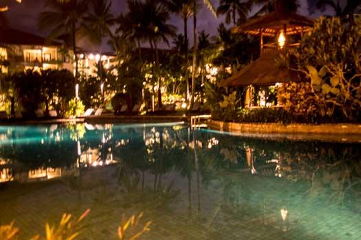 Laguna Beach Resort Nusa Dua Bali