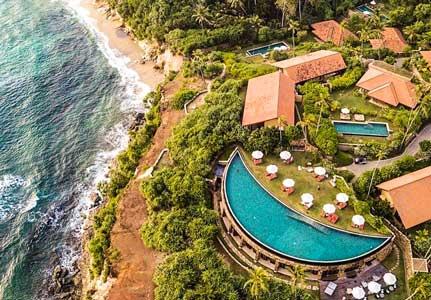 Cape Weligama Sri Lanka Hotel