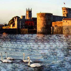 King John's Castle Ireland