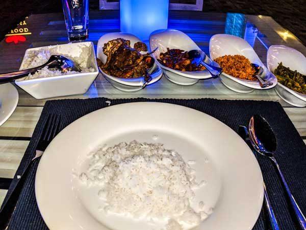 Sri Lankan Delicious Food