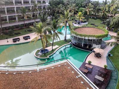 Thilanka Resort, Sri Lanka