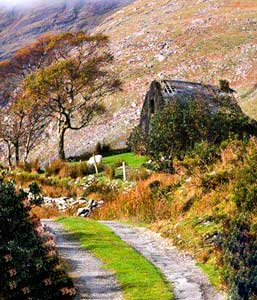 Ireland Nature Sights, Black Valley