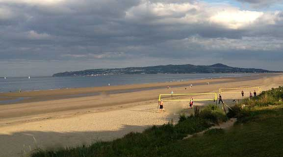 Portmarnock Beach, Ireland