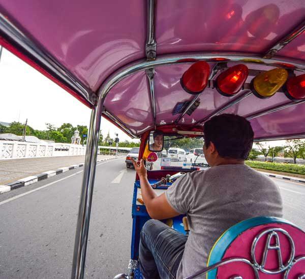 Bangkok Scams