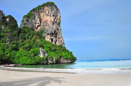 Railay Beach, Krabi, best relaxation