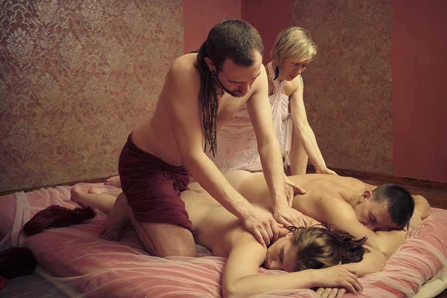 Erotic massages