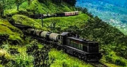 Kandy Ella Train Journey