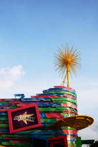 Enjoy the Rides at Star City