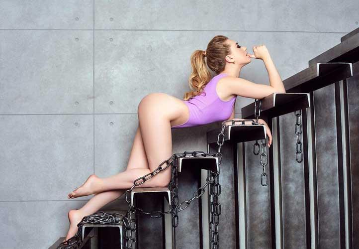 sexy lady Ukraine