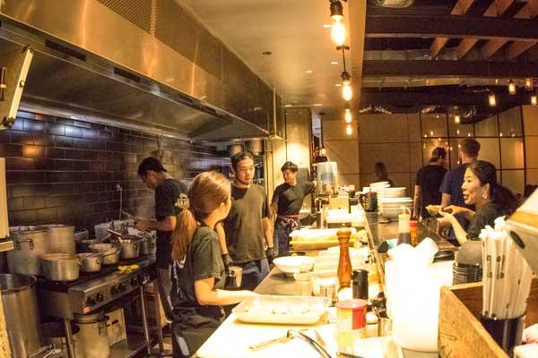 Japanese restaurant Perth