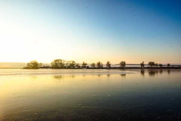 Beautiful Nature Lake