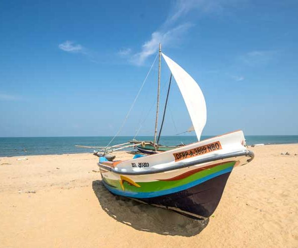 Holiday Sri Lanka Itinerary