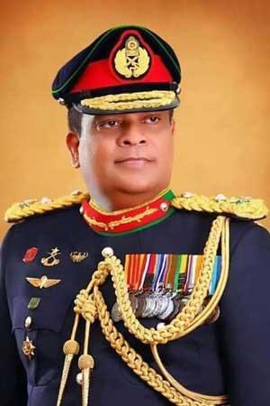 Lieutenant General Shavendra Silva