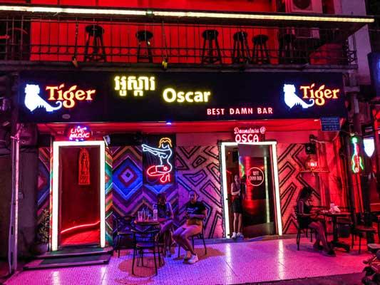 Oscar Girls Bar