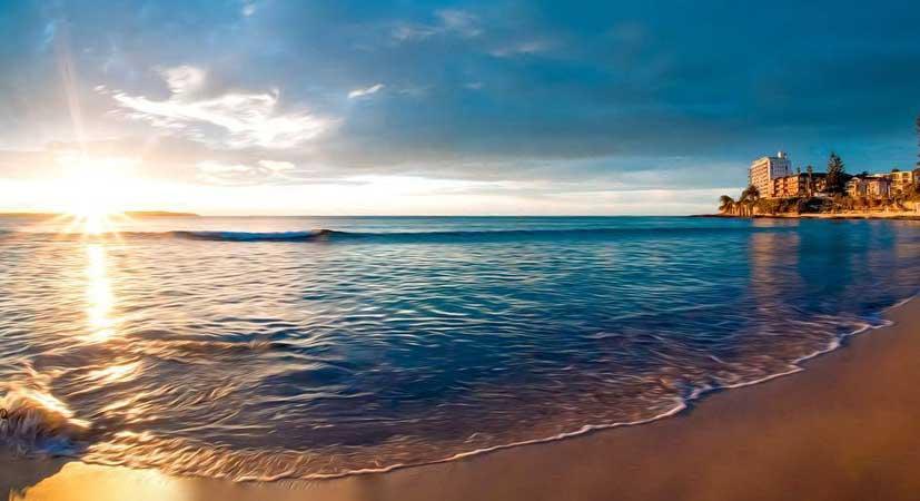 Sydney Best Beaches Cronulla Beach